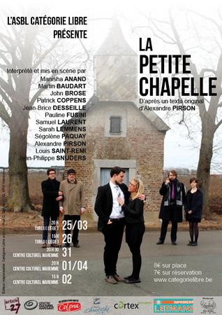 """La Petite chapelle"""