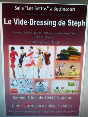 Vide-Dressing de Steph