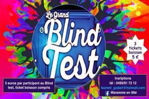 Blind Test de la Porte de Liège