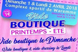 """""""Vide boutique"""""""