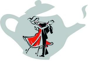 Goûter dansant avec assiette froide