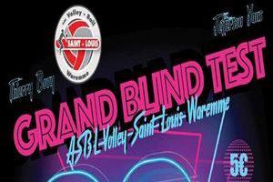 Grand blind test de l'asbl Volley Saint Louis