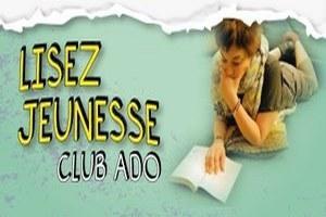 """Lisez Jeunesse"" club ado"