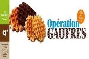 44ème Opération gaufres