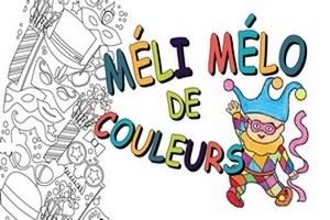 """""""Méli-mélo de couleurs """""""