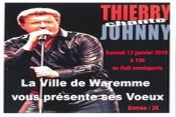 """Thierry chante Johnny"""