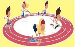 Stage d'athlétisme - Initiation et perfectionnement pour les 6 - 13 ans