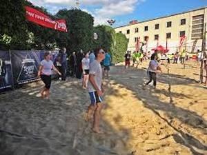 """Beach Waremme"" Tournoi beach tennis + blind test"