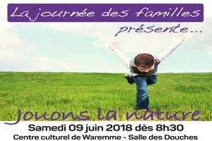 Journée des familles