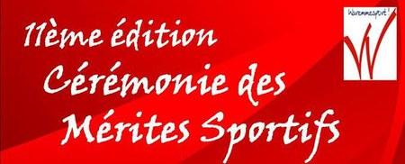 11ème Cérémonie des Mérites sportifs