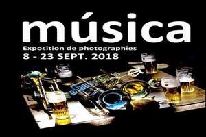 """""""Avanti la musica !"""" Exposition de photographies"""