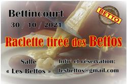 """""""Raclette tirée des Bettos"""""""