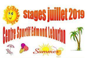 """""""Natation + jeux"""" stage pour les 6 - 12 ans"""