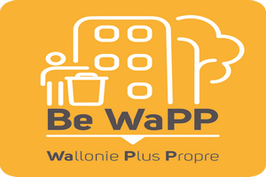 Be Wapp - Nettoyage du village de Grand-Axhe