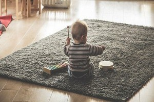Atelier musical parents/bébé (5 mois à 3 ans)